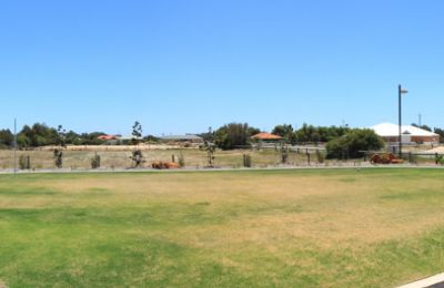 Mini Footy Oval Oakford