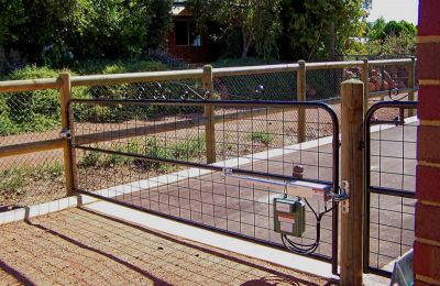 Gate 09 Deluxe Farm Automatic