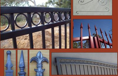 Gate Trims